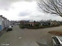 112 melding Ambulance naar Tuinbouwstraat in Tilburg