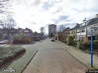 Ambulance naar Jan Steenstraat in Maassluis
