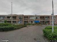 112 melding Ambulance naar Joost van den Vondellaan in Berkel-Enschot