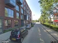112 melding Brandweer naar Henry Dunantweg in Alphen aan den Rijn vanwege brand