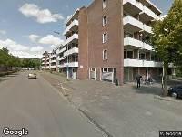 112 melding Besteld ambulance vervoer naar Leuvenaarstraat in Breda
