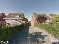 112 melding Ambulance naar Rietje Le Largeplantsoen in Koudekerk aan den Rijn