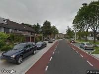 112 melding Ambulance naar Hilverbeek in Zwijndrecht
