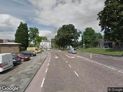 Ambulance naar Burgemeester Hasselmanplein in Tiel
