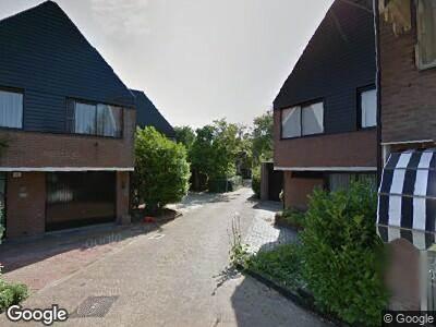 Ambulance naar Vredenburg in Haarlem