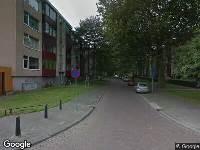 Brandweer naar Colijnstraat in Dordrecht