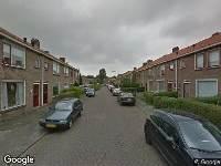 112 melding Ambulance naar Charlotte de Bourbonstraat in Dordrecht