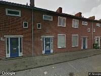 Brandweer en politie naar Van de Spiegelstraat in Breda
