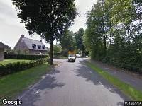 Ambulance naar Morschehoef in Erp