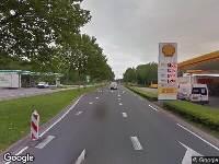 112 melding Besteld ambulance vervoer naar Pasteurlaan in Oosterhout
