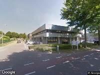 112 melding Brandweer naar Schoutlaan in Weert vanwege personen te water
