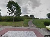 112 melding Ambulance naar Balsa in Dordrecht