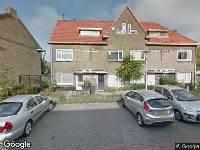 112 melding Ambulance naar Pioenroosstraat in Eindhoven