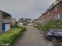 Ambulance naar Clausstraat in Bergschenhoek