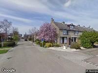 112 melding Ambulance naar Eendrachtsweg in Zevenhuizen