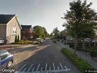 112 melding Besteld ambulance vervoer naar Deken Pompenstraat in 's-Hertogenbosch
