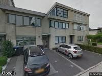 112 melding Ambulance naar Iroko in Dordrecht