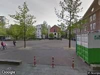 112 melding Ambulance naar Louise Wentstraat in Amsterdam