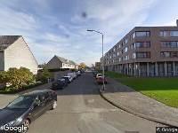 112 melding Besteld ambulance vervoer naar Tilman Suysstraat in Breda