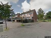 112 melding Brandweer naar Grevelingen in Zwolle vanwege waarnemen gaslucht