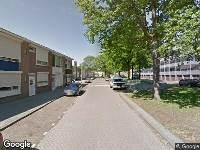 112 melding Ambulance naar Melsbroekstraat in Tilburg