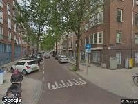 Ambulance naar Cilliersstraat in Amsterdam
