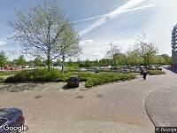 Ambulance naar P.J. Oudstraat in Papendrecht