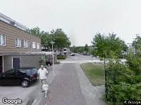 Ambulance naar Thomas Prinslaan in Amsterdam