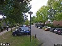 112 melding Brandweer naar Kamillehof in Houten vanwege afgaan automatisch brandalarm
