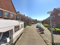 112 melding Ambulance naar Hazelaarstraat in Amsterdam