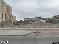 112 melding Ambulance naar Schipluidenlaan in Amsterdam