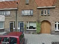 112 melding Besteld ambulance vervoer naar Goudenregenstraat in Eindhoven