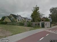 Brandweer naar Zevenhuizerstraat in Hoogland vanwege verkeersongeval