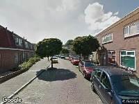 112 melding Brandweer naar Aagje Dekenstraat in Haarlem
