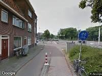 Politie naar Adriaen Beyerkade in Utrecht vanwege aanrijding met letsel