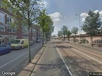 Ambulance naar Tussen de Bogen in Amsterdam