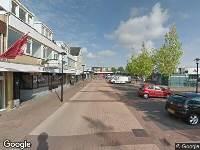 Ambulance naar Raadhuisstraat in Heerhugowaard