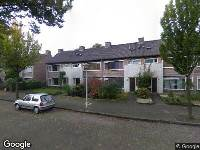 112 melding Ambulance naar Jan Sluytersweg in Eindhoven