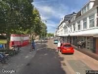 112 melding Ambulance naar Julianapark in Haarlem