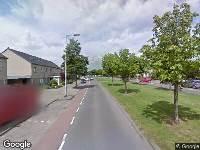 112 melding Ambulance naar Bijsterveldenlaan in Tilburg