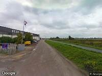 112 melding Ambulance naar Bakkersdam in Heusden