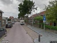 112 melding Besteld ambulance vervoer naar Jan Maurits van Nassaustraat in Tilburg