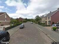112 melding Ambulance naar Jan Hargenstraat in Den Helder