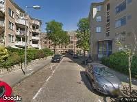 112 melding Besteld ambulance vervoer naar Van Reigersbergenstraat in Amsterdam