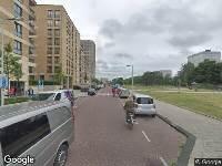 112 melding Brandweer naar Hendrikje Stoffelsstraat in Amsterdam
