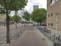 112 melding Ambulance naar Bos en Lommerweg in Amsterdam