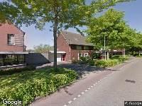 112 melding Ambulance naar Renkumlaan in Tilburg