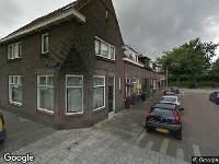 Brandweer naar Toloysenstraat in Dordrecht