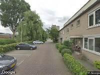 112 melding Ambulance naar Bonhoeffersingel in Amsterdam