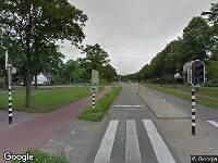 Brandweer naar Heerbaan in Breda